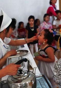 UNICEF kêu gọi tăng cường viện trợ cho Triều Tiên
