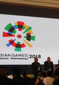 CHÍNH THỨC: Xác nhận thời gian tổ chức bốc thăm lại môn bóng đá nam ASIAD 2018