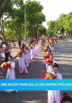 5.000 người tham gia lễ hội đường phố có 1-0-2 ở Hồ Hoàn Kiếm