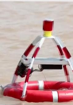 Thử nghiệm máy đo độ mặn tự động