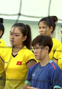 ĐT bóng chuyền nữ Việt Nam hội quân chuẩn bị Giải bóng chuyền nữ Quốc tế VTV Cúp - Ống nhựa Hoa Sen 2018