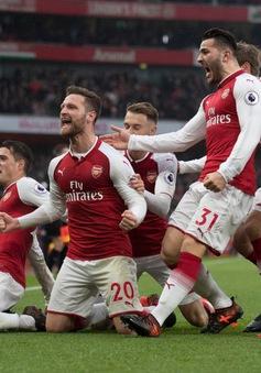 Bí ẩn băng thủ quân của Arsenal dưới thời Emery