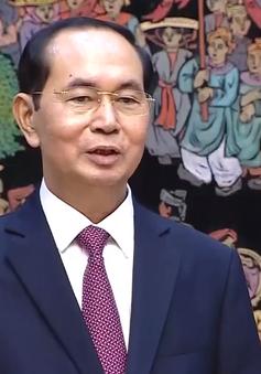 """Chủ tịch nước: """"Hưng Yên cần tiếp tục đẩy mạnh công tác xây dựng Đảng"""""""