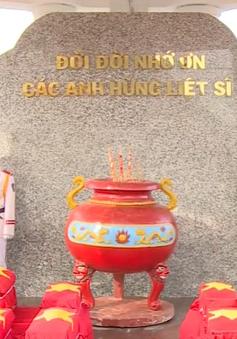 Kiên Giang truy điệu và an táng 68 hài cốt liệt sĩ