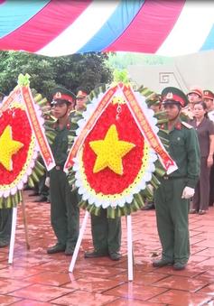 Nhiều hoạt động tại miền Trung nhân kỷ niệm 71 năm Ngày Thương binh Liệt sỹ