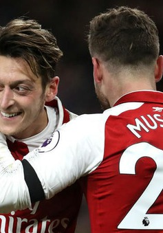 Arsenal chốt tương lai Mesut Ozil