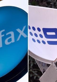 Hai hãng truyền thông lớn của Australia sáp nhập
