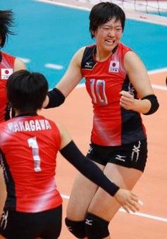 VTV Cup 2012: Sinh viên Nhật Bản bảo vệ thành công chức vô địch