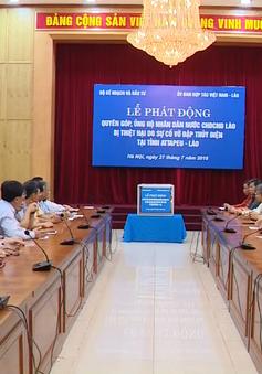 Nhiều cơ quan, tổ chức Việt Nam ủng hộ nhân dân Lào bị thiệt hại do sự cố vỡ đập