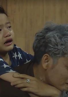 Bố ơi! Mình đi đâu thế?: Thấy bố biến thành ông già, các con khóc như mưa