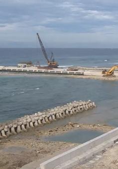 Quảng Ngãi: Cảng Bến Đình sẽ vận hành thử nghiệm vào đầu tháng 9