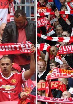 Gần như 100% CĐV Liverpool ghét Man Utd và ngược lại