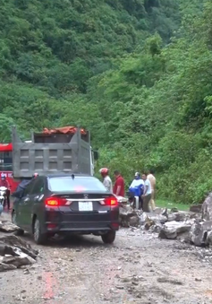 Hệ thống đường bộ bị thiệt hại gần 270 tỷ đồng do bão số 3