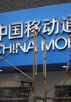 Washington ngăn cản China Mobile vào thị trường Mỹ