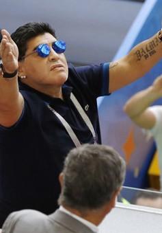 """Maradona hứa ra tay """"cứu rỗi"""" Argentina miễn phí sau thất bại ở FIFA World Cup™ 2018"""