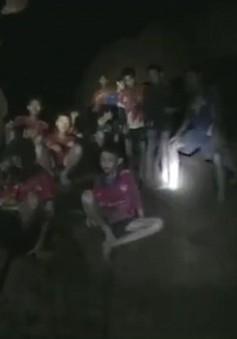 Tìm phương án tối ưu giải cứu đội bóng Thái Lan khỏi hang Tham Luang