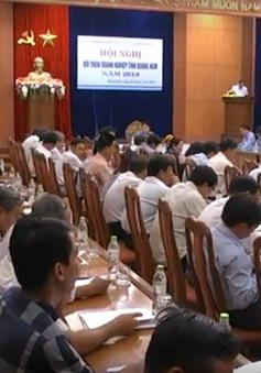 Lãnh đạo tỉnh Quảng Nam đối thoại với doanh nghiệp