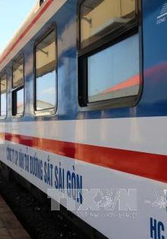 Lượng khách du lịch bằng tàu hỏa tăng mạnh