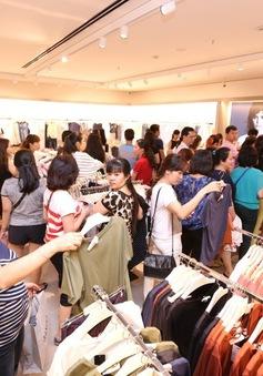Sức mua nửa đầu năm 2018 tăng 10,7%
