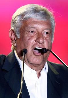Tân Tổng thống Mexico dùng hòa bình để giải quyết cuộc chiến chống ma túy