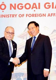Đẩy mạnh hợp tác Việt Nam - Argentina