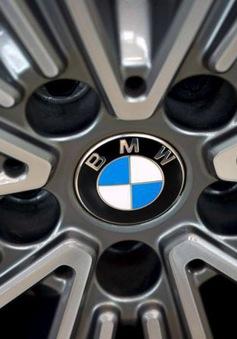 Hãng ô tô BMW đối diện án phạt về khí thải