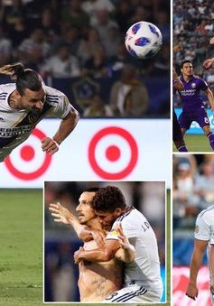 Ghi 3 kiến tạo 1, Ibrahimovic giúp LA Galaxy ngược dòng ngoạn mục
