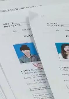 Hà Nội: Phòng ngừa, ngăn chặn đối tượng làm giả giấy tờ, tài liệu trong lĩnh vực y tế