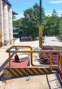 Xử lý ô nhiễm khí thải do nhà máy cao su ở Thừa Thiên Huế