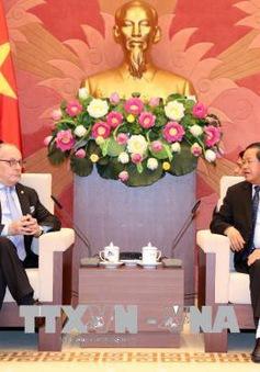 Tăng cường hợp tác Quốc hội Việt Nam - Argentina