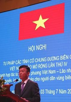 Việt Nam và Lào hợp tác đảm bảo quyền lợi cho người dân vùng biên