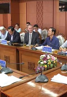 Quảng Nam gia hạn thời gian nghiên cứu dự án dâu tằm tơ công nghệ cao hợp tác Hoa Kỳ