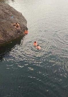Tìm thấy thi thể nạn nhân đuối nước ở hạ lưu Thủy điện Sêrêpốk 3