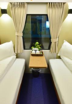 Đưa vào hoạt động toa xe khoang 2 giường tuyến Hà Nội – TP.HCM