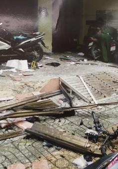 Nổ ở Công an phường TP.HCM là vụ khủng bố nhằm chống chính quyền nhân dân