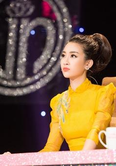 Đỗ Mỹ Linh sắc sảo làm bình luận viên Hoa hậu Việt Nam 2018 - Người đẹp Nhân ái