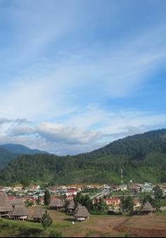 Quảng Nam: Nắng nóng, gia tăng trẻ em miền núi nhập viện