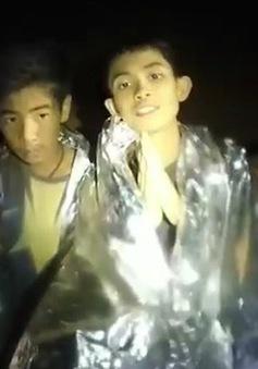 Lượng oxy trong hang động đội bóng Thái Lan mắc kẹt đang giảm dần