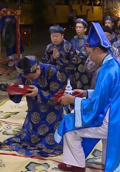 Lễ Tế Đàn Âm Hồn tưởng niệm 133 năm ngày thất thủ kinh đô Huế