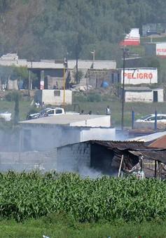 Nổ nhà máy pháo hoa tại Mexico: Số người thiệt mạng đã lên tới 24