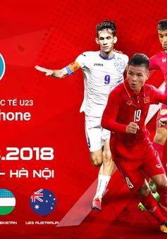 Giá vé giải Tứ hùng của U23 Việt Nam tại Hà Nội thấp nhất là 150.000 đồng