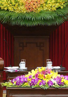 Đồng chí Trương Thị Mai tiếp Tổng Thư ký Trung tâm Những người lao động Cuba
