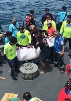 Trung Quốc kích hoạt cơ chế khẩn cấp sau vụ chìm tàu ở Thái Lan