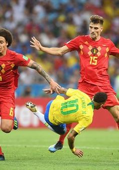 Sạch bóng Nam Mỹ, FIFA World Cup™ 2018 bỗng hóa thành EURO