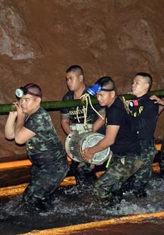 Nhiều yếu tố cản trở công tác cứu hộ đội bóng thiếu niên ở Thái Lan