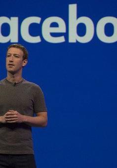 Mark Zuckerberg chiếm ngôi giàu thứ 3 thế giới