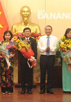 Ông Nguyễn Nho Trung được bầu giữ chức Chủ tịch HĐND thành phố Đà Nẵng