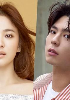 Cuối cùng, Song Hye Kyo cũng đã đóng phim mới