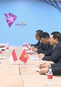 Hoạt động của Phó Thủ tướng Phạm Bình Minh tại Hội nghị Bộ trưởng Ngoại giao ASEAN