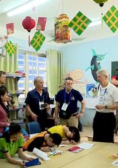 Cựu binh Mỹ trở lại Việt Nam chia sẻ nỗi đau da cam
